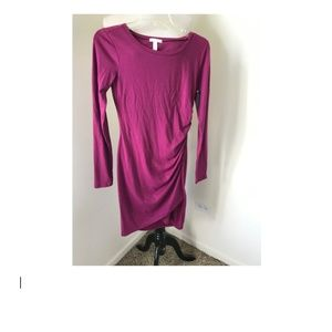 Leith Rushed Body con Dress new
